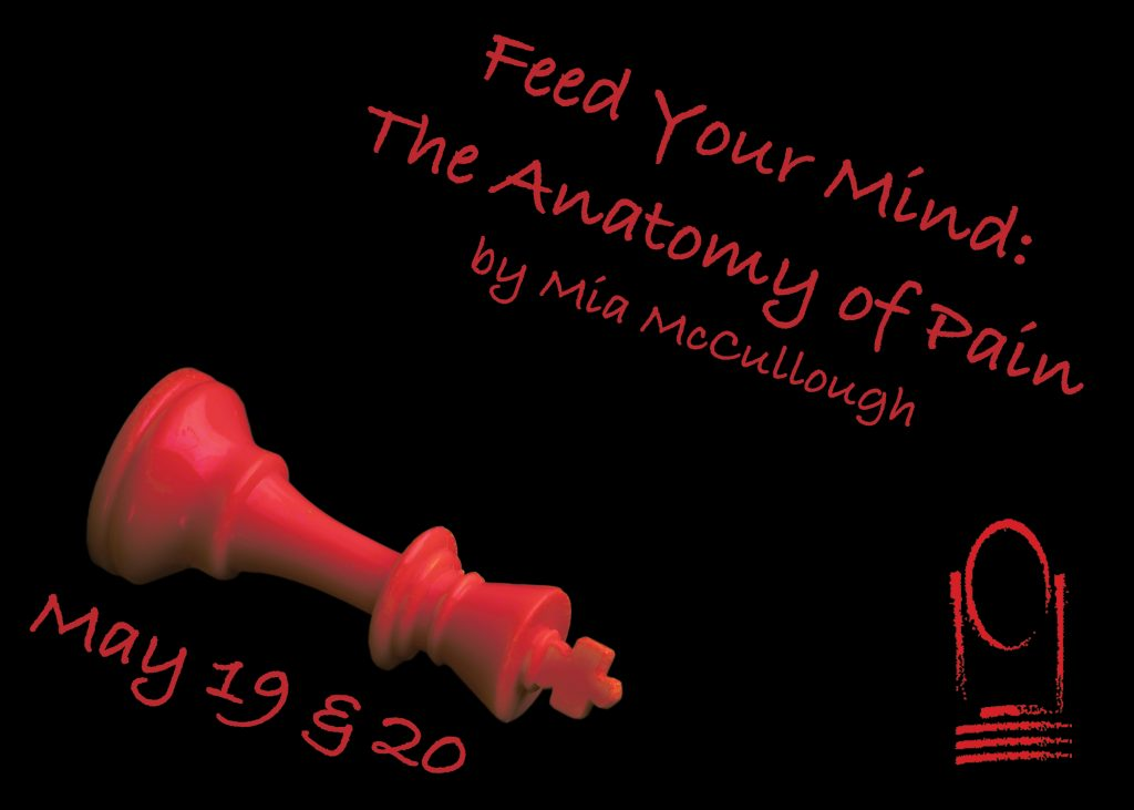 Fallen chess king The Anatomy of Pain by Mia McCullough