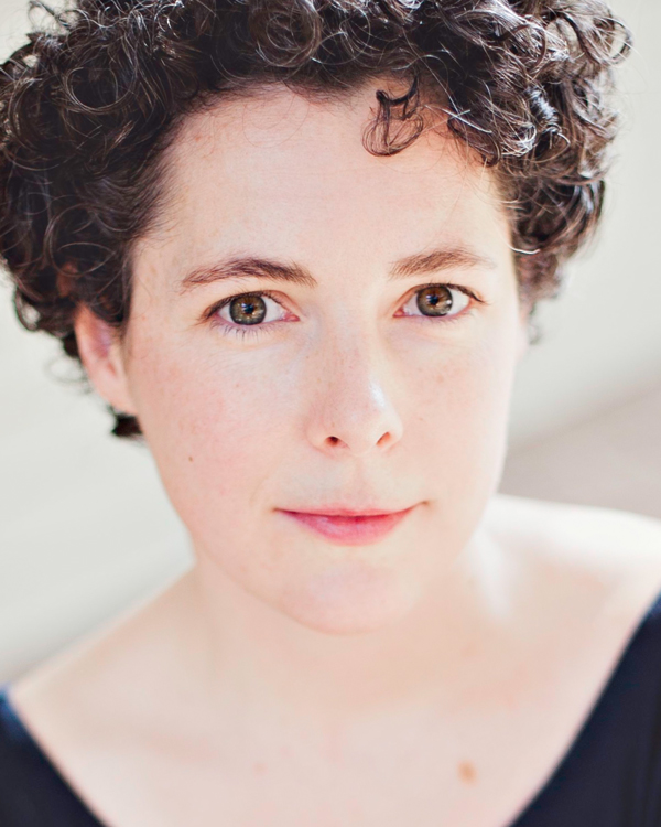 playwright Holly Arsenault